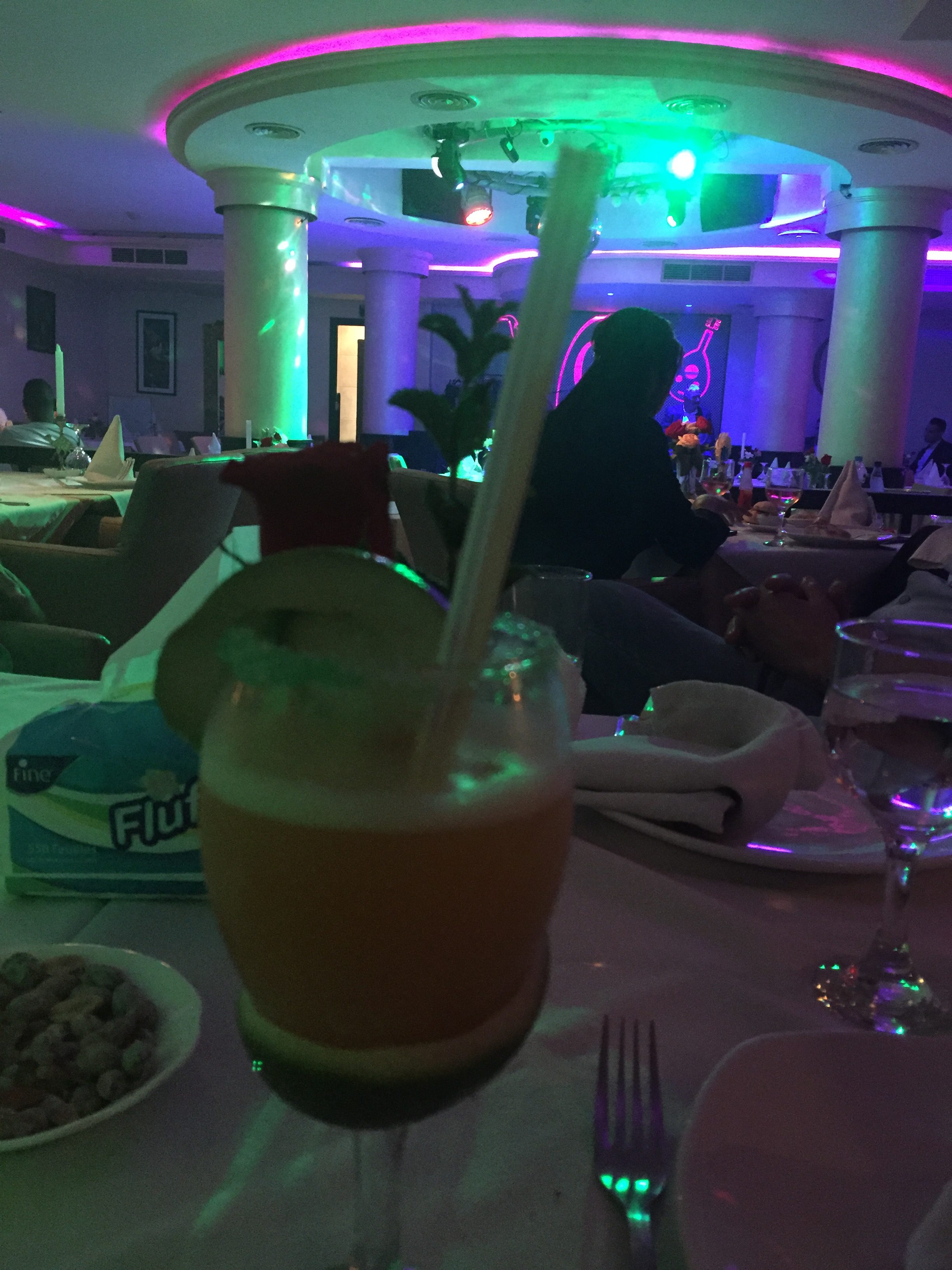 edler Nachtclub in Agadir